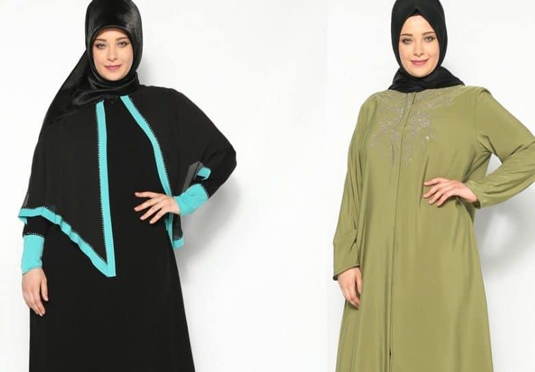 Muhafazakar Hanımlar için Ferace Modelleri