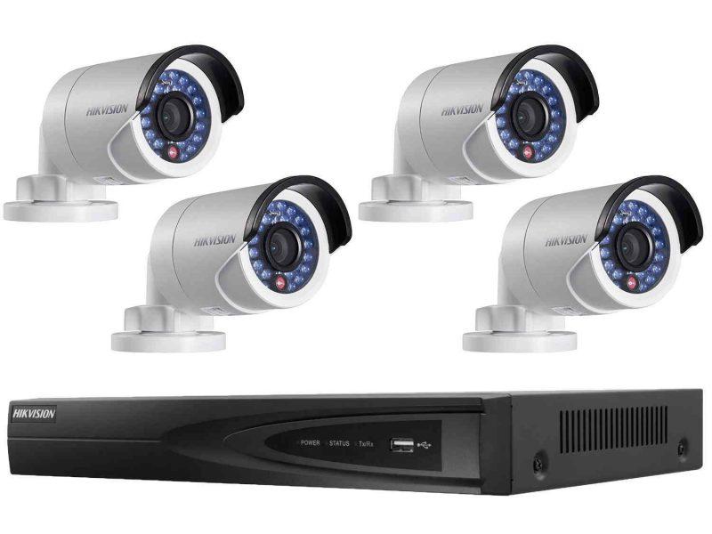 Telefon Bağlantılı Güvenlik Kameraları